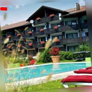 Luxus Urlaub im Golf- & Alpin Wellness Resort Hotel Ludwig Royal Oberstaufen