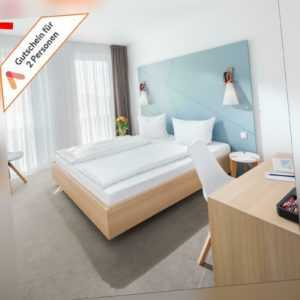Kurzurlaub Nordsee Insel Norderney 3 bis 6 Tage für 2 Personen Hotel Gutschein