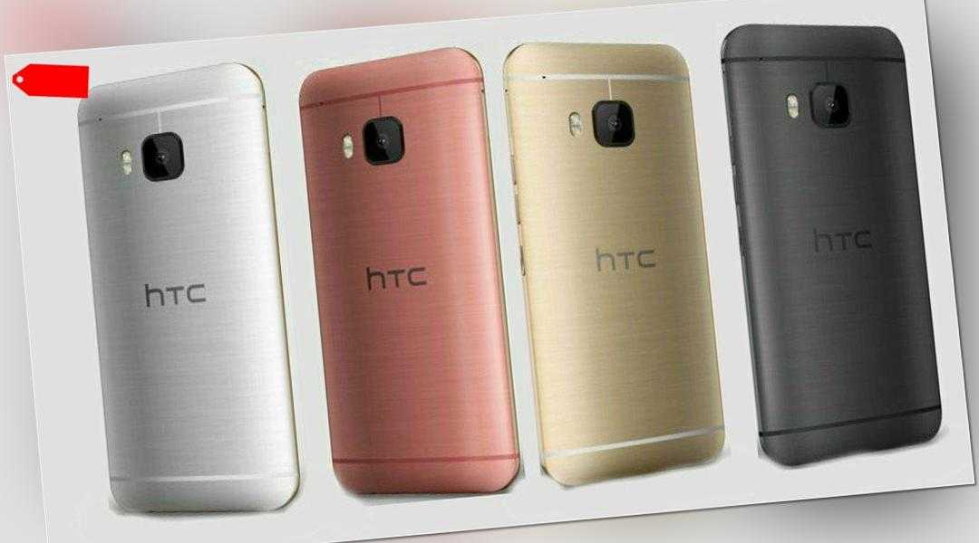Neu in Versiegelter Box CDMA HTC One M9 - 32GB - (Entsperrt) Smartphone
