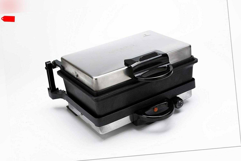 Shov Multigrill Kontaktgrill mit Kasserolle Toaster Teflon...