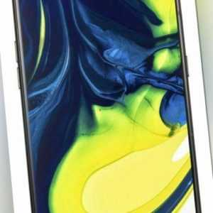 Samsung Galaxy A80 SM-A805F 128GB Phantom Black Schwarz Ohne...