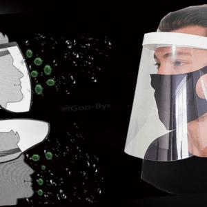 Gesichtsschutz Visier Gesichtsschutz Schutzmaske Gesichtsmaske Schutzvisier