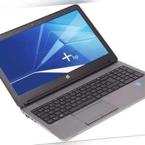 "HP ProBook 650 G1 Notebook 15"" i3-4000M (2,4GHz) 8GB RAM 128GB SSD"