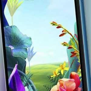 LG K40S blau blue 15,46 cm (6 Zoll) IPS LC-Display, 32 GB interner Speicher