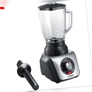 Bosch MMB66G5MDE SilentMixx Pro Standmixer Edelstahl