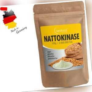 Nattokinase Pulver ⭐ AKTION ⭐ 100g Packung = 2.000.000 FU´s