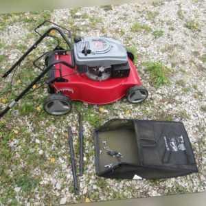 Einhell GC-PM 46/3 S Benzin-Rasenmäher (3400727) Rechnung