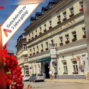 Kurzreise Erzgebirge Annaberg 3 bis 6 Tage 4*Hotel 2 Personen Gutschein Sauna