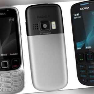 Nokia 6303i Classic, Bluetooth, 3.2 MP, silber / schwarz, frei für...