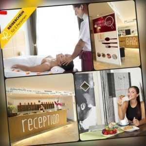 3 Tage 2P Italien Hotel Delle Fiere in Mozzate Hotelgutschein Milan Wellness