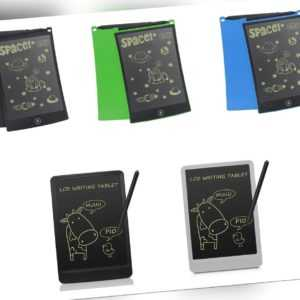 "LCD Schreibtafel digital writing Tablet Grafiktablet Zeichen-Malbrett 8,5"" - 10"""