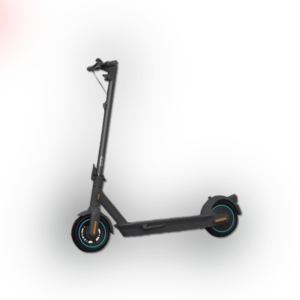 NINEBOT MAX G30D powered by SEGWAY E-Scooter 20 km/h SchwarzBlau