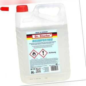 Desinfektionsmittel 5 Liter Flächendesinfektion Schnelldesinfektion 5000ml 5L