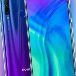 Honor 20 Lite 128GB Dual Sim Phantom Blue, TOP Zustand