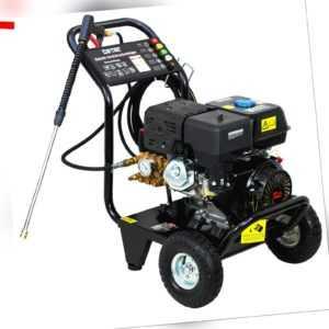 13 PS Benzin Hochdruckreiniger 250 bar 15L / Min Dampfstrahler Druckreiniger