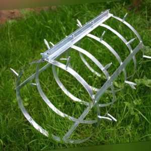 Rasen Aerator Arefizierer Vertikutierer Rasenlüfter für kleine Walze