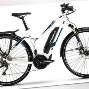 "HaiBike SDURO Trekking 4.0 28"" E-Bike 2019 Elektrofahrrad Damen RH 44/S Yamaha"