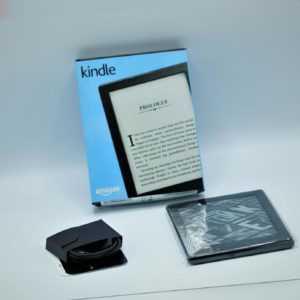 "Amazon Kindle 6"" (15,2 cm) Touchscreen ohne Licht WLAN Schwarz mit OVP"