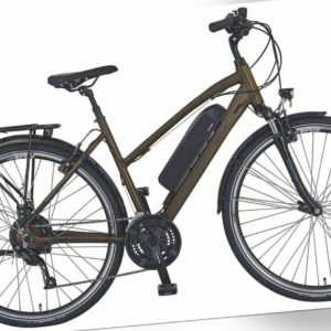 "Prophete E-Bike Entdecker e9.6 Trekking 28"" Damen Elektrofahrrad Fahrrad Pedelec"