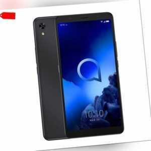 Alcatel 3C 5006D Smartphone volcano black Android 6,7 Zoll HD+ 16...