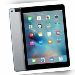 Apple iPad Air 2 Tablet Wi-Fi + Cellular 4G LTE 32GB Space Grau (A1567)