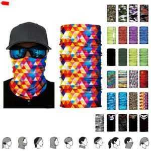 Maske Multifunktionstuch Schlauchschal Halstuch Bandana Gesichtsmaske Microfaser