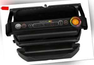 Tefal Optigrill+ GC7128 Kontaktgrill 2000 W 6 Prg. 4 Stufen