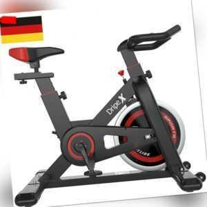 Heimtrainer Hometrainer Fahrrad Trimmrad Fitnessbike Einstellbarer Widerstand DE