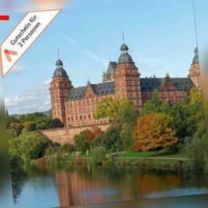 Kurzreise Aschaffenburg 3 oder 4 Tage 2 Personen Neueröffnung Ibis Styles Hotel