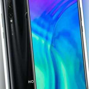 Honor 20 Lite 128GB Dual Sim Midnight Black, TOP Zustand