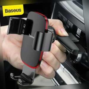 Baseus 360° Universal KFZ Halterung Smartphone Auto LKW PKW CD Schlitz Halter