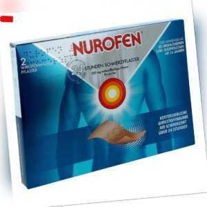 Nurofen 24-stunden Schmerzpflaster 200 mg 2stk PZN 02740735