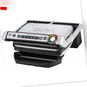 Tefal Kontaktgrill GC702D Optigrill 33x20 cm 2.000 Watt mit...