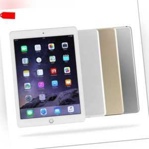 Apple iPad Air 2 Wi-Fi WLAN 16GB 32GB 64GB 128GB / Grau Gold Silber / Händler DE