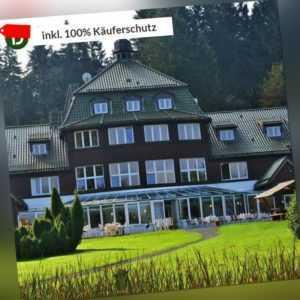6 Tage Urlaub in Benneckenstein im Harz im Hotel Harzhaus mit Frühstück