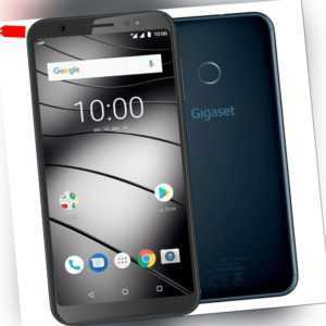 Gigaset GS185 midnight blue Android Smartphone Handy ohne Vertrag 5,5 Zoll