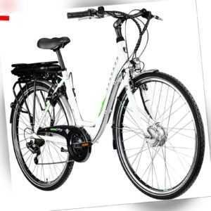E Bike 700c Damenrad Pedelec Zündapp Z503 28 Zoll Elektrofahrrad E Damenrad