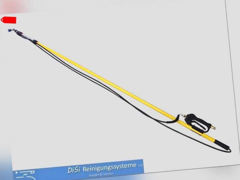 HD Teleskoplanze Fassadenreinigung Hochdruckreiniger Dachreinigung Kärcher