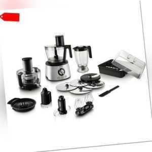 PHILIPS Avance Collection HR7778/00 Küchenmaschine 1300 Watt 3,4 l...