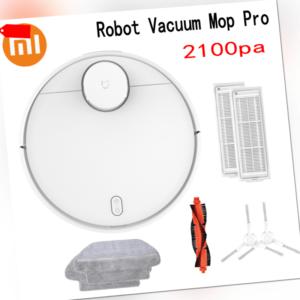 Xiaomi Mi Mijia Robot Vacuum Mop Pro Staubsauger Automatische LDS Sensoren App