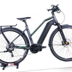 Kalkhoff Integrale i10 Speed 45cm Herren Damen Pedelec E-Bike 45 km/h