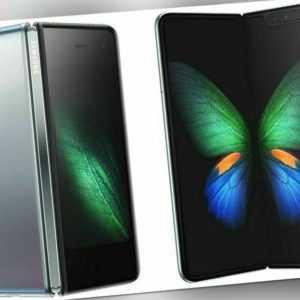 Samsung Galaxy Fold 5G 512 GB Cosmos Black Schwarz SM-F907 Neuware...