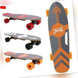 20km/h E-Skateboard Elektro Skateboard 350W E-board Longboard mit Fernbedienung