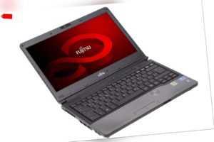 "Fujitsu Lifebook S792 Notebook 13,3"" i5-3320M (2,6GHz) 8GB RAM 128GB SSD"