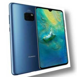 Huawei Mate 20  Midnight Blue Dual-SIM 128GB  Ohne Simlock...