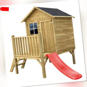 ❤️ Kinderhaus Benny Ela Tobi Kinderspielhaus Gartenhaus Stelzenhaus Tomek ❤️