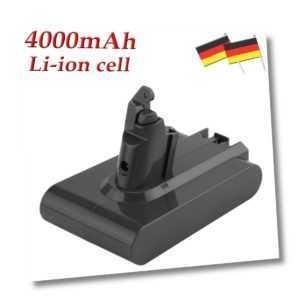 21.6V 4000mAH Li-ion 965874-02 Akku Für Dyson Vacuum V6 DC58 DC59 DC61 DC72