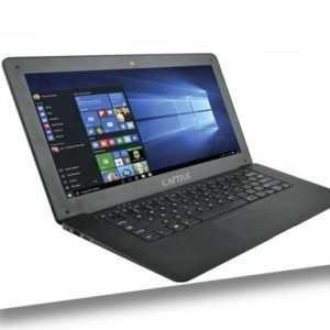 "Notebook Captiva 14.1"" Windows 10 Laptop Full HD Quad-Core 2GB RAM 35,8cm IPS"