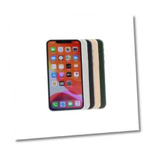 Apple iPhone 11 Pro Max / 256GB / Grau / Silber / Gold / Grün -...
