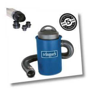 Scheppach Absauganlage HA1000 50l, 183 m3/h inkl. Adapter-Set